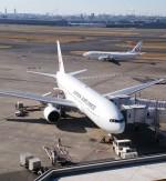 そのまんま南さんが、羽田空港で撮影した日本航空 777-289の航空フォト(写真)