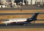長月ぽっぷさんが、羽田空港で撮影したウェルズ・ファーゴ・バンク・ノースウェスト ERJ-135 Legacyの航空フォト(写真)