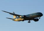 長月ぽっぷさんが、成田国際空港で撮影したベトナム航空 787-9の航空フォト(写真)