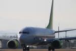 スターアライアンスKMJ H・Rさんが、熊本空港で撮影したソラシド エア 737-81Dの航空フォト(写真)