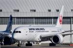shiraponさんが、成田国際空港で撮影した日本航空 787-846の航空フォト(写真)