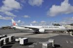 unknownさんが、ホノルル国際空港で撮影した日本航空 777-346/ERの航空フォト(写真)