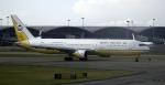 planetさんが、香港国際空港で撮影したロイヤルブルネイ航空 767-33A/ERの航空フォト(写真)