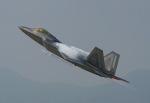 bigfoot11さんが、ソウル空軍基地で撮影したアメリカ空軍 F-22A-30-LM Raptorの航空フォト(写真)