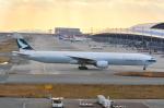 shining star ✈さんが、関西国際空港で撮影したキャセイパシフィック航空 777-367の航空フォト(写真)