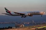 Astechnoさんが、関西国際空港で撮影したエミレーツ航空 777-36N/ERの航空フォト(写真)