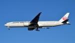 Juliaさんが、成田国際空港で撮影した日本航空 777-346/ERの航空フォト(写真)