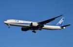 Juliaさんが、成田国際空港で撮影した全日空 777-381/ERの航空フォト(写真)