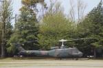 salaryman-pilotさんが、朝霞駐屯地で撮影した陸上自衛隊 UH-1Hの航空フォト(写真)