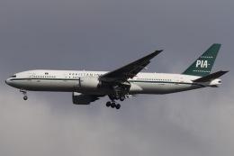 南十字星さんが、成田国際空港で撮影したパキスタン国際航空 777-2Q8/ERの航空フォト(写真)
