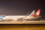 sg-driverさんが、北九州空港で撮影した天津航空 A320-214の航空フォト(写真)