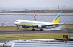 salaryman-pilotさんが、羽田空港で撮影したAIR DO 767-381の航空フォト(写真)