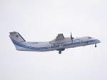 ジャトコさんが、米子空港で撮影した海上保安庁 DHC-8-315Q MPAの航空フォト(写真)