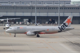 Semirapidさんが、関西国際空港で撮影したジェットスター・アジア A320-232の航空フォト(写真)