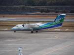 ken1☆MYJさんが、長崎空港で撮影したオリエンタルエアブリッジ DHC-8-201Q Dash 8の航空フォト(写真)
