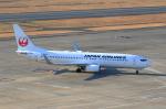 Fat Methenyさんが、羽田空港で撮影した日本航空 737-846の航空フォト(写真)