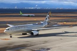 Semirapidさんが、中部国際空港で撮影したエティハド航空 A330-243の航空フォト(写真)