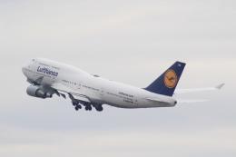 Semirapidさんが、関西国際空港で撮影したルフトハンザドイツ航空 747-430の航空フォト(写真)