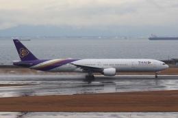 Semirapidさんが、中部国際空港で撮影したタイ国際航空 777-3D7の航空フォト(写真)