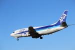 Fly Yokotayaさんが、伊丹空港で撮影したANAウイングス 737-54Kの航空フォト(写真)