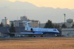 はるたかさんが、横田基地で撮影したアメリカ空軍 C-37A Gulfstream V (G-V)の航空フォト(写真)