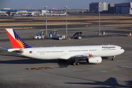 MA~RUさんが、羽田空港で撮影したフィリピン航空 A330-343Xの航空フォト(写真)