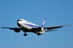 saoya_saodakeさんが、成田国際空港で撮影した全日空 767-381/ERの航空フォト(写真)