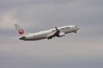 JA8501さんが、成田国際空港で撮影した日本航空 737-846の航空フォト(写真)