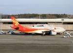 よんすけさんが、成田国際空港で撮影した香港航空 A330-343Xの航空フォト(写真)