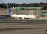 よんすけさんが、成田国際空港で撮影したユナイテッド航空 737-824の航空フォト(写真)