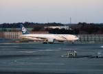 よんすけさんが、成田国際空港で撮影したニュージーランド航空 777-219/ERの航空フォト(写真)