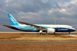 SKY TEAM B-6053さんが、中部国際空港で撮影したボーイング 787-8 Dreamlinerの航空フォト(写真)
