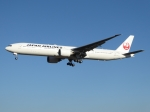 SIさんが、成田国際空港で撮影した日本航空 777-346/ERの航空フォト(写真)