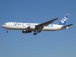 SIさんが、成田国際空港で撮影した全日空 767-381/ER(BCF)の航空フォト(写真)
