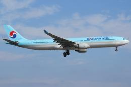 Wings Flapさんが、福岡空港で撮影した大韓航空 A330-323Xの航空フォト(写真)