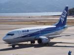 ken1☆MYJさんが、長崎空港で撮影したANAウイングス 737-54Kの航空フォト(写真)
