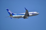 B737-781さんが、那覇空港で撮影した全日空 737-781の航空フォト(写真)