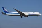 Wings Flapさんが、福岡空港で撮影した全日空 787-9の航空フォト(写真)