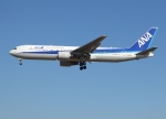 SIさんが、成田国際空港で撮影した全日空 767-381/ERの航空フォト(写真)