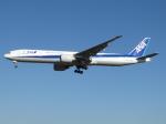 SIさんが、成田国際空港で撮影した全日空 777-381/ERの航空フォト(写真)