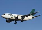 長月ぽっぷさんが、成田国際空港で撮影したパキスタン国際航空 A310-324/ETの航空フォト(写真)