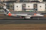 DONKEYさんが、福岡空港で撮影したジェットスター・ジャパン A320-232の航空フォト(写真)