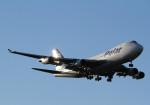 長月ぽっぷさんが、成田国際空港で撮影したポーラーエアカーゴ 747-46NF/SCDの航空フォト(写真)