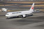 ぽんさんが、羽田空港で撮影した日本航空 767-346/ERの航空フォト(写真)