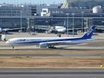 SIさんが、羽田空港で撮影した全日空 777-381/ERの航空フォト(写真)
