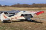 多楽さんが、妻沼滑空場で撮影した日本個人所有 A-1 Huskyの航空フォト(写真)