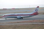 関西国際空港 - Kansai International Airport [KIX/RJBB]で撮影された日本トランスオーシャン航空 - Japan Transocean Air [NU/JTA]の航空機写真