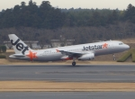 SIさんが、成田国際空港で撮影したジェットスター・ジャパン A320-232の航空フォト(写真)