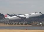 SIさんが、成田国際空港で撮影した日本航空 767-346/ERの航空フォト(写真)
