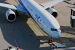 gomaさんが、羽田空港で撮影した全日空 777-381/ERの航空フォト(写真)